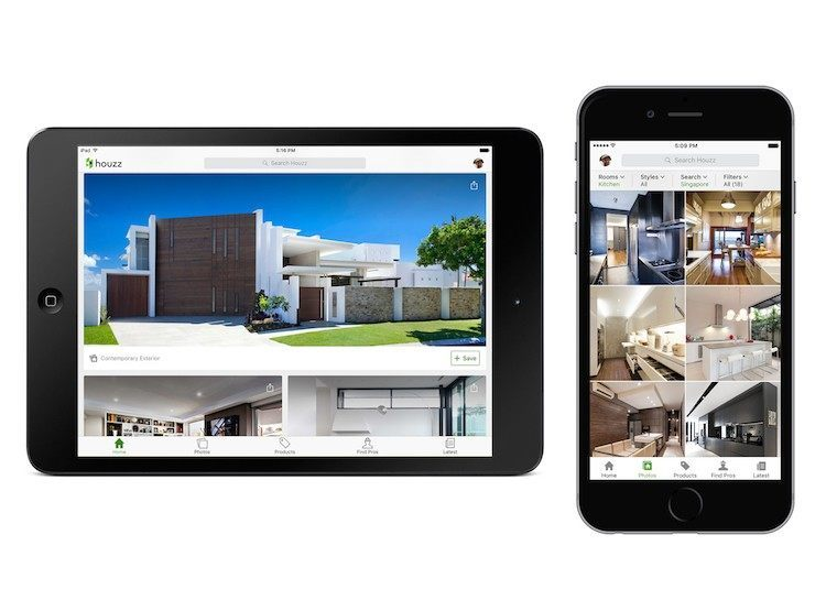 Home Renovation Unicorn Houzz Launches Site Apps For